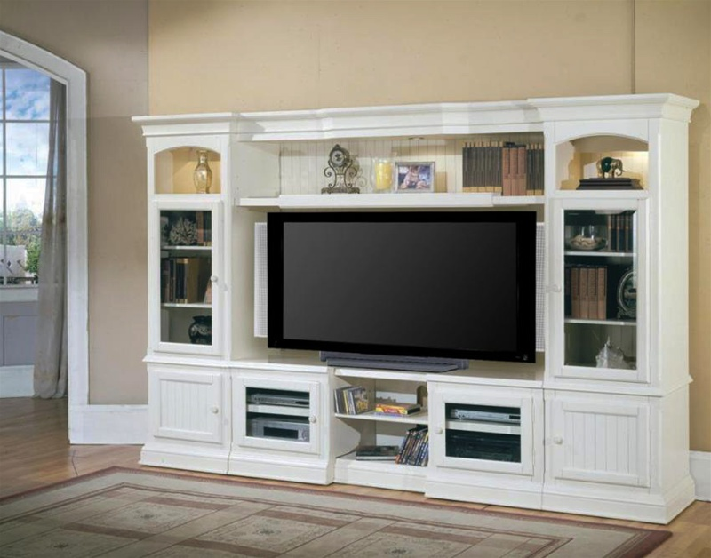 Hartford 48-72-Inch TV X-pandable Entertainment Console ...