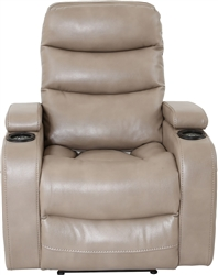 Genesis Linen Cream Power Recliner by Parker House - MGEN-812P-LIN