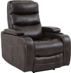 Genesis Truffle Brown Power Recliner by Parker House - MGEN-812P-TRU