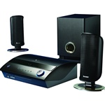 Sherwood VR-652 100 W 2.1 Home Theater System-Dolby Digital, DTS - DVD Player - DivX, DVD Video, SVCD, Video CD, WMV