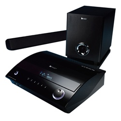 Sherwood VR-652B Home Theater System-DVD Player - Progressive Scan - 100W RMS