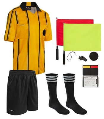 Soccer Spot  - 10 Piece Referee Kit EXCLUSIVE