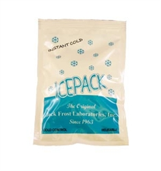 "Cold Pack, Instant Re-usable Standard, 6"" x 8.75"", Each"