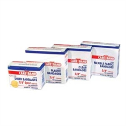 "Bandaid, Spots 7/8"" Fabric, Latex Free, 100/box"