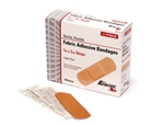 "Bandaid, 1"" x 3"" Flexible Fabric Bandage, Latex Free, ProAdvantage P150120, 100/box"