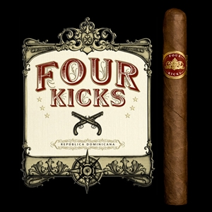 Four Kicks Corona Gorda (Single Stick)