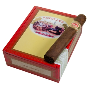 Achilles La Iliada #9 - 6 1/4 x 52 Torpedo (Single Stick)