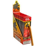 Acid Premium Cigarillo Red (10 Packs of 1)
