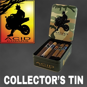 Acid Collector's Tin (14/Box)