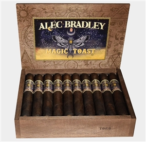 Alec Bradley Magic Toast Robusto - 5 x 52 (5 Pack)