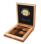"Arturo Fuente Opus X Big Papo Sampler (Includes 2 of Each - Opus ""A"", Masterpiece Natural,  Masterpiece Maduro, Anejo 49, Angel Share Reserva D'Chateau)"