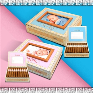 "Alec Bradley ""It's a Girl"" Toro (20/Box)"