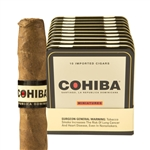 Cohiba Miniatures (10 Tins of 10)