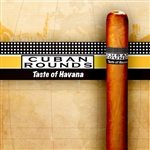 Cuban Rounds Claro Robusto (Single Stick)