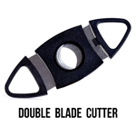 Double Blade Cutter (Black)