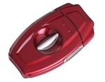 Xikar VX2 V Cutter - Red