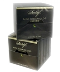 Davidoff Mini Cigarillos Escurio (10 Packs of 20)