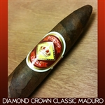 Diamond Crown Maduro Pyramid No. 7 (Single Stick)