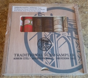Drew Estate Traditional Toro Sampler