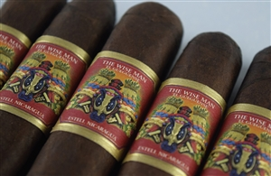 The Wise Man Maduro El Gueguense Robusto (Single Stick)