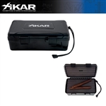 XIKAR 10 Count Travel Humidor