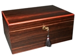 Savoy Macassar 25 Count Executive Humidor