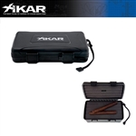 XIKAR 5 Count Travel Humidor