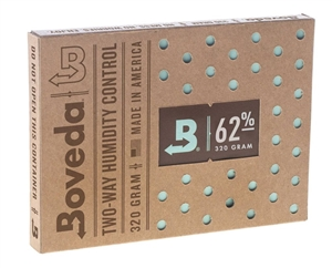 Boveda Humidity Control Pack - 62% Relative Humidity - 330 g