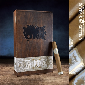 Liga Privada Undercrown Connecticut Shade Belicoso 6 x 52 (25/Box)
