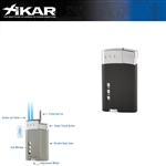 XIKAR Escalade Black