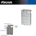 XIKAR EX Brushed Silver