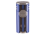 Xikar HP4 Quad Flame Lighter - Blue