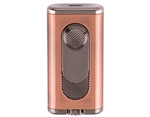 Xikar Verano Single Flat Flame Lighter - Vinatge Bronze