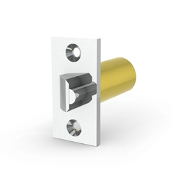 "2 3/8"" Latch (Keyed Lever Hardware)"