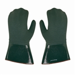Fryer Neoprene Oven Mitt - Protects to -30F