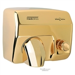 Saniflow - Push Button - Gold Plated