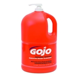 GOJO - NATURAL ORANGE Smooth Hand Cleaner (Lotion)