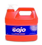 GOJO - NATURAL ORANGE Pumice Hand Cleaner (Lotion)