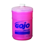 GOJO Thick Pink Antiseptic Lotion Soap