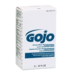 GOJO Ultra Mild Antimicrobial Lotion Soaps with Chloroxylenol