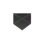 "Tuf Mat- Medium Duty - 3' x 5' x .75""- Black"