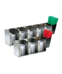 Adjustable Lid Organizer - 3 Stacks