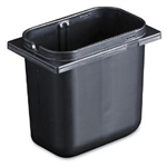 Fountain Jar - 2 1/2 Qt - Black
