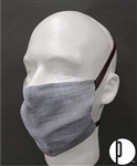 PPE - Pleated Loose Fit Mask - Stock Color