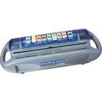 Saf-T-Wrap Station - Film Foil & Date Label Dispenser