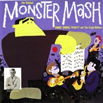 Monster Mash by Bobby (Boris) Pickett (12w x 50h Pixel Sequence)