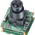 KT&C ACE-EDR380NUB 700TVL True WDR Module Camera, 0.08Lux(Color)/0.04Lux(B/W), 3.6mm Board Lens