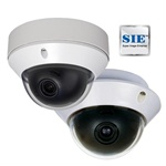 CV-SD21N Vandalproof Dome Camera