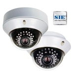 CV-SD21N-L Vandalproof IR Dome Camera