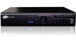 KT&C K9-A400-2TB 960H Analog 4Ch. DVR, HDMI/VGA/BNC Output, BNC Spot, 2TB HDD installed